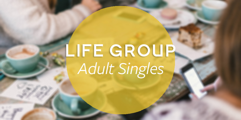 Adult Singles Life Group – River of Life Church